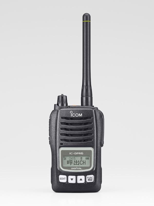 IC-DPR6 アイコム(icom)