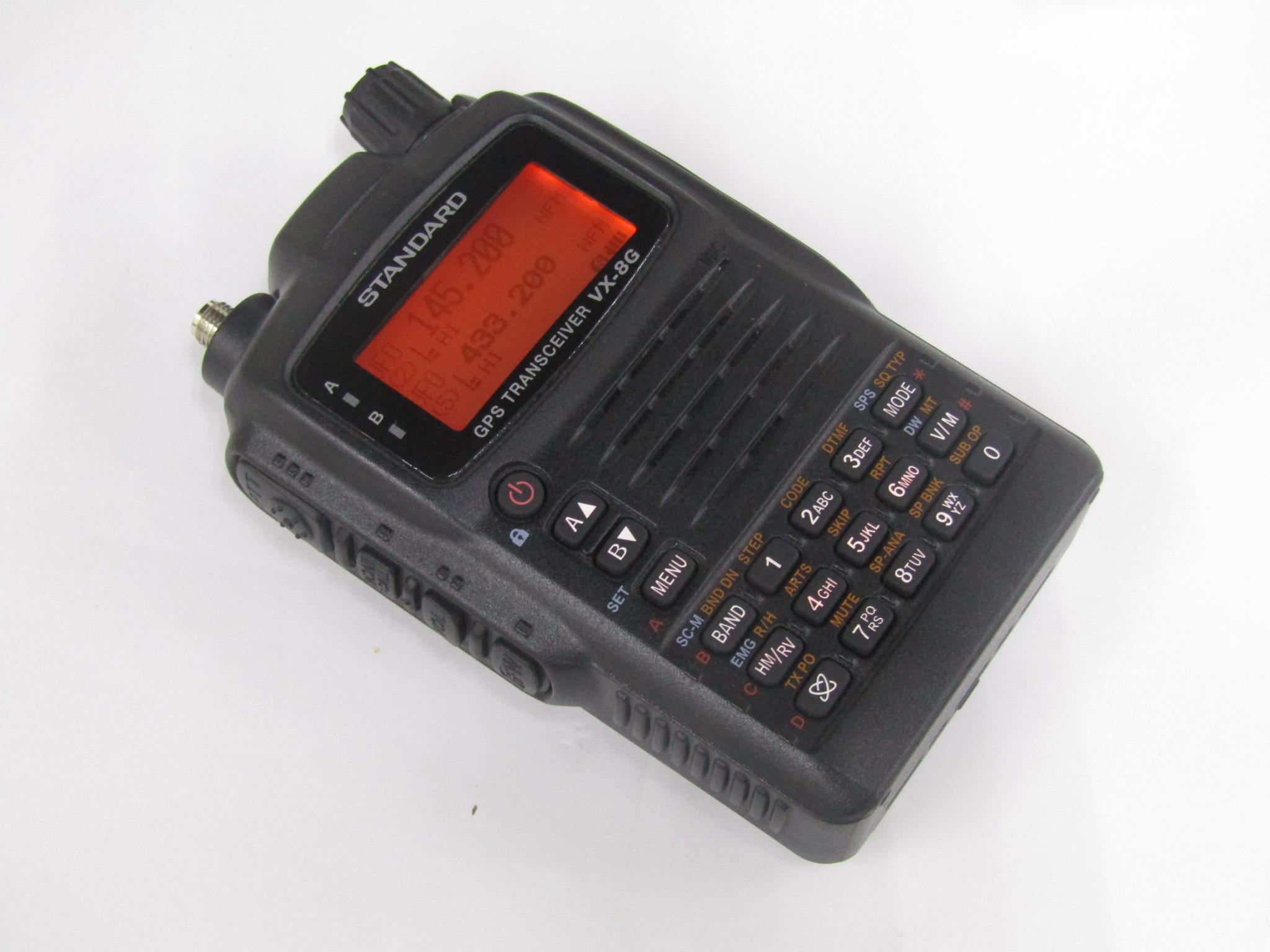 ヤエス VX-8G